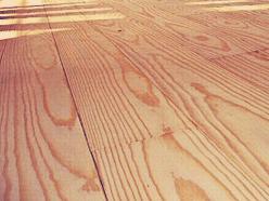縁甲板・腰張板・床板2